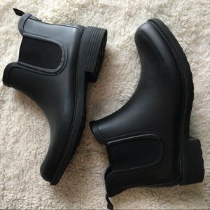 MADEWELL size 9 Chelsea Rain Boots